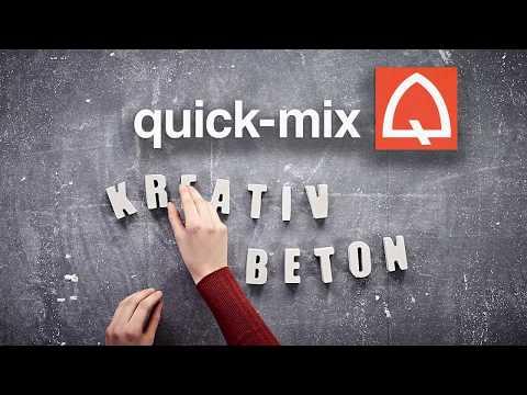 quick-mix Kreativ-Beton: Flaschenkühler / DIY Beton-Getränkekühler