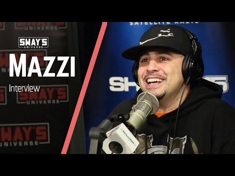 Mazzi Raps Live + Why He Donates 100% of All Album Profits to Charity
