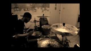 The Word Alive-Live a Lie-Drum Cover