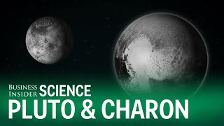 Pluto & Charon: A love story