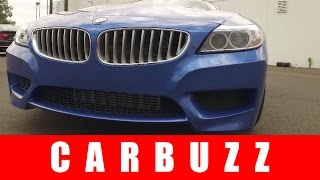 2016 BMW Z4 UNBOXING Review - A Proper Porsche 718 Boxster Fighter?