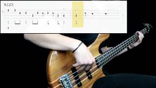 Don Ellis   Whiplash (Bass Cover) (Play Along Tabs In Video)