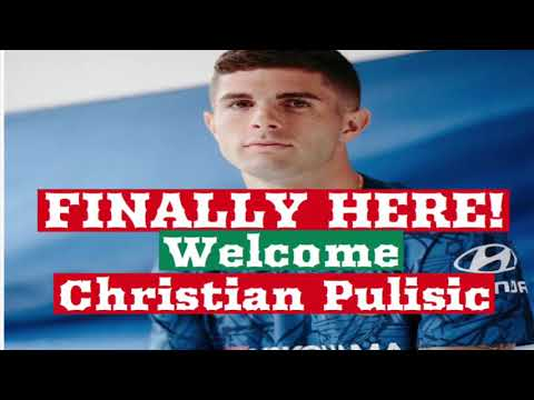 CHELSEA FC PRE-SEASON IN JAPAN DAY ONE   WELCOME CHRISTIAN PULISIC   GREAT ATTITUDE, GREAT FUTURE!