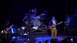 Josh Rouse - I will live on islands (live joy eslava madrid)