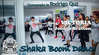 Shaka Boom Dance - Victoria (Jordan Bratton) DANCE