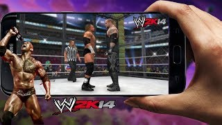 wwe 2k14 android highly compressed - मुफ्त ऑनलाइन