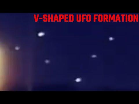 UFO's manoeuvreren boven Minnetonka, Minnesota / 2021