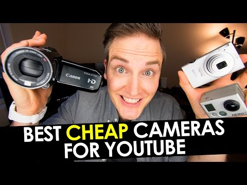 Best Cheap Cameras for YouTube Videos — 6 Budget Camera Reviews