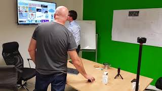 Energieberatung in unserem Büro zu Gast: Stefan Ilisin: Abfluss verstopft ?