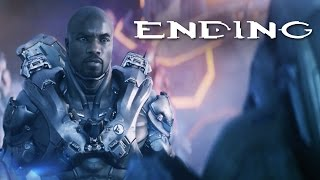 Halo 5 Guardians ENDING Walkthrough Part 12 - Mission 15  GUARDIANS (Halo 5 Campaign Gameplay)