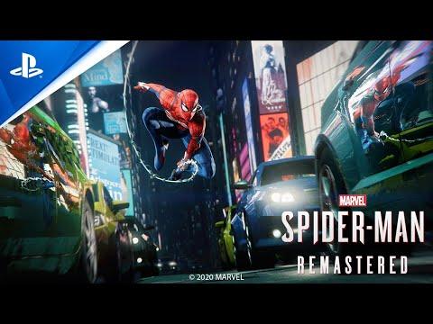 Séquence de gameplay en 60fps de Marvel's Spider-Man Remastered