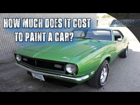 How Much Cost Paint Car Maaco