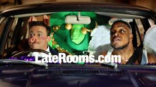 LateRooms.com TV Advert 2015 – It's Going To Be A Great Night (The Whole Hog)