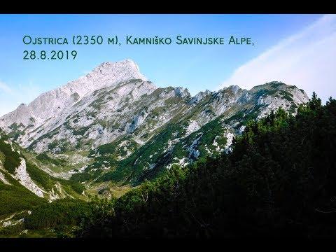 Ojstrica, 2350 m