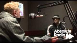 John Lydon talks to Ian Wright
