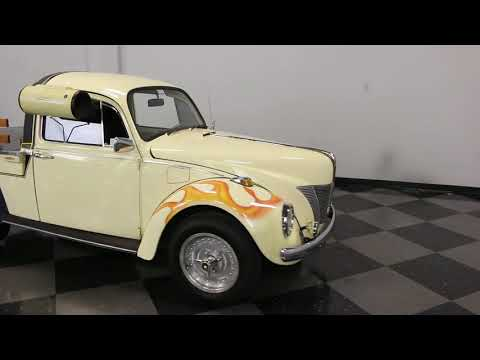 Video of '68 Beetle - MOBO