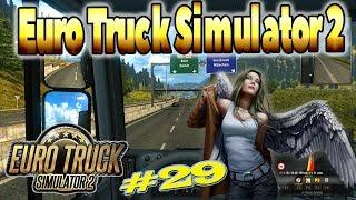 Швейцария - страна туннелей и гор #29 - Euro Truck Simulator 2