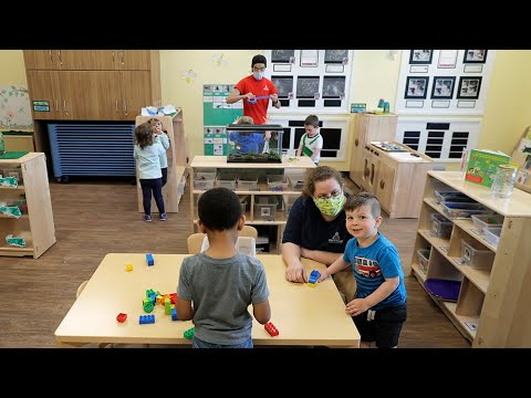 'They are making a lot of sacrifices.' Many parents struggling with rising child care costs