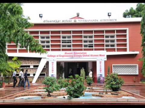 College of Engineering, Guindy video cover1