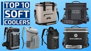 Top 10: Best Soft Cooler Bags in 2020 / Portable Soft Sided Cooler Backpack