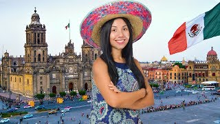 Мексика. Интересные факты о Мексике.
