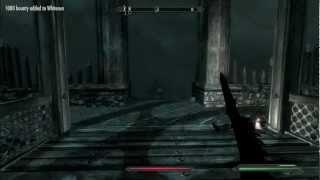 The Elder Scrolls V: Skyrim The Dance of Death mod Kill moves plus