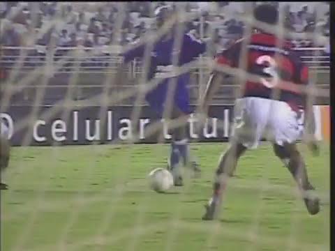Flamengo 3 x 0 Cruzeiro - Campeonato Brasileiro 2003