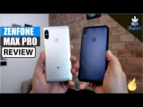 Asus Zenfone Max Pro Full Review : Pros : Cons : Redmi Note 5 Pro Killer