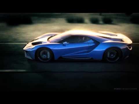 2016 FORD GT - Ecoboost V6