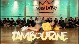Tambourine - Eve | Coreografía Jenny Ruiz