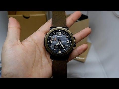 CASIO PROTREK PRG-600YL-5 ORIGINAL UNBOXING