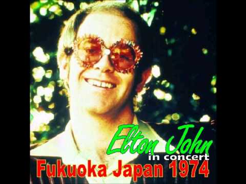 Elton John - Step Into Christmas Live Japan 1974