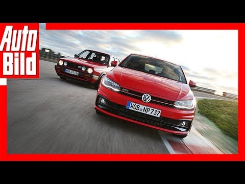 Polo GTI (2018) trifft Golf II GTI 16V (1991) / Review / Test / Details