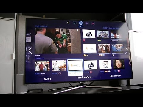 Samsung UE46F6500 LED Smart TV Review (F6500 Series)
