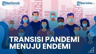 Pemerintah Susun Peta Jalan Transisi Pandemi Covid-19 menuju Endemi