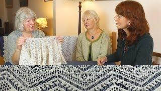 Shetland Fine Lace - Ep. 64 - Fruity Knitting