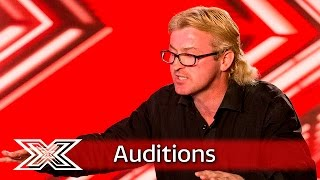 Zak Daven wants to be your Fantasy | Auditions Week 1 | The X Factor UK 2016