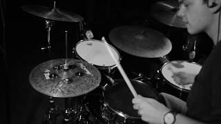 Jonas Blue   Rise Ft. Jack & Jack (Drum Cover)