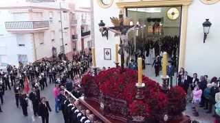preview picture of video 'AM Virgen del carmen Durcal-Mi cristo de la Misericordia de Vera- Jueves Santo 2014'