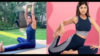 Shilpa Shetty nails Janu Sirshasana in new post, asks fans to stretch and flex muscles