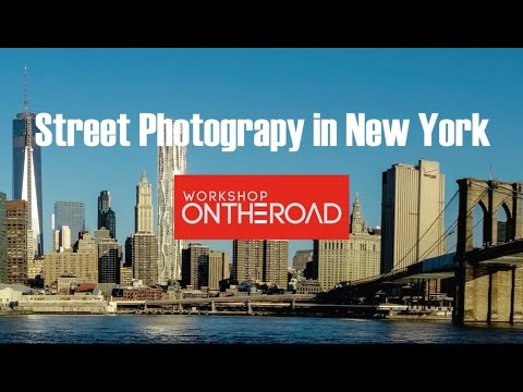 2013 – Docente in viaggio fotografico a New York
