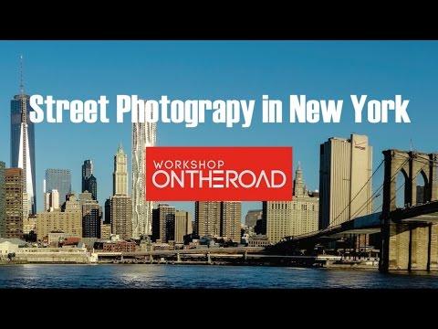 2013 – Docente in viaggio fotografico a New York