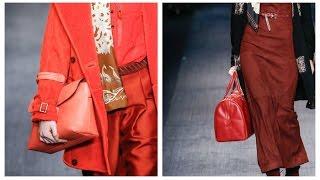 Модные сумки 2017: тенденции, новинки