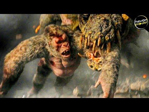 Bikin deg degan  10 film monster hewan paling mengerikan yg pernah ada