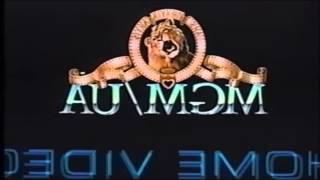 I Accidentally MGM/UA Home Video...