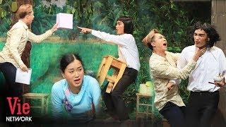 """Mạc Văn Khoa và Hồ Việt Trung """"choảng"""" nhau cực gắt ngay tại sân khấu Ơn Giời Cậu Đây Rồi"""