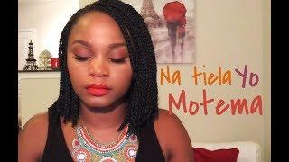 "Video thumbnail of ""Na tiela yo motema - Moise Mbyie (Cover by Gabrielle)"""