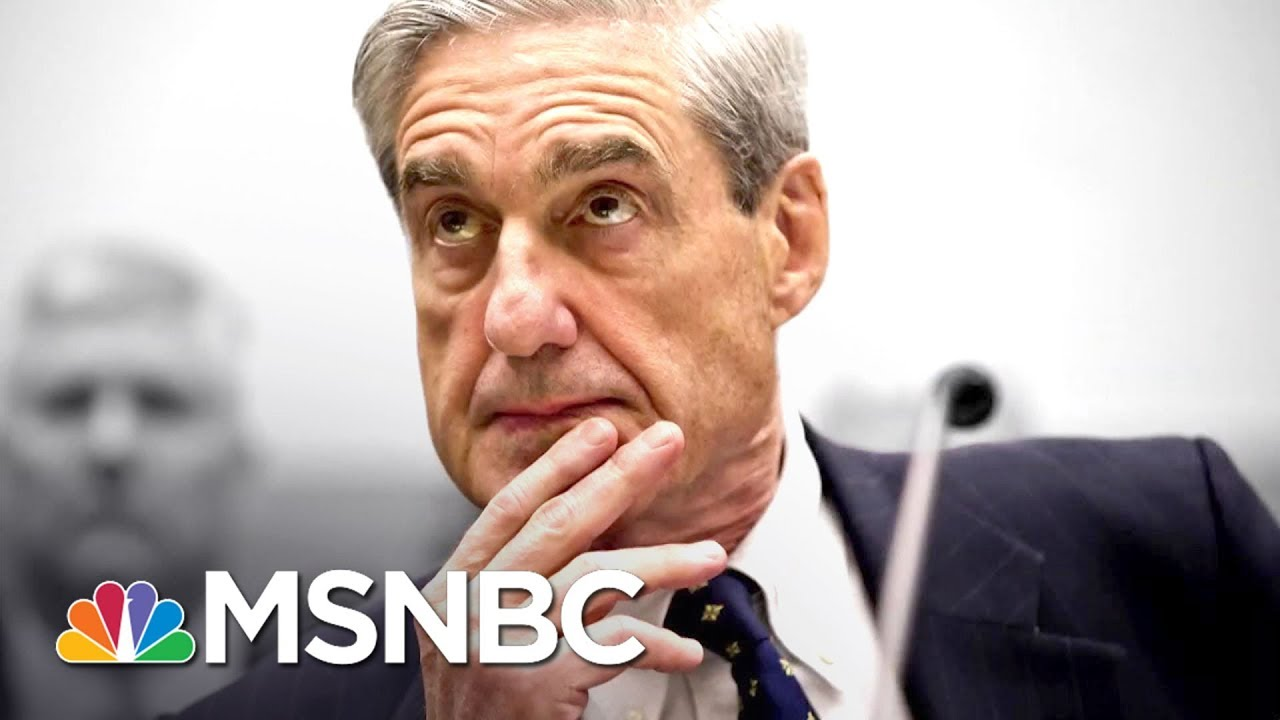 President Donald Trump's Allies Are Warning Him Not To Sit Down With Mueller | The 11th Hour | MSNBC thumbnail