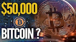 $50,000 Bitcoin? - Mike Maloney