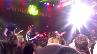 Armored Saint - Madhouse @ HOB Hollywood, 11-30-12